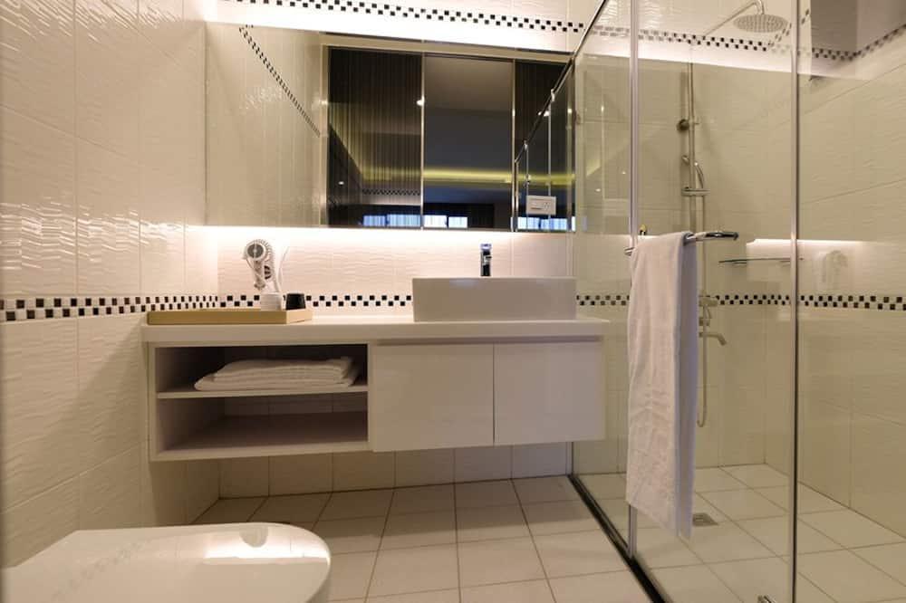 Habitación doble empresarial, 1 cama King size - Baño