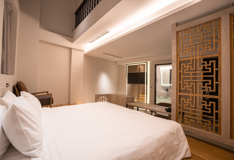 The Quay Hotel, Singapore, Deluxe Family Room, Guest Room