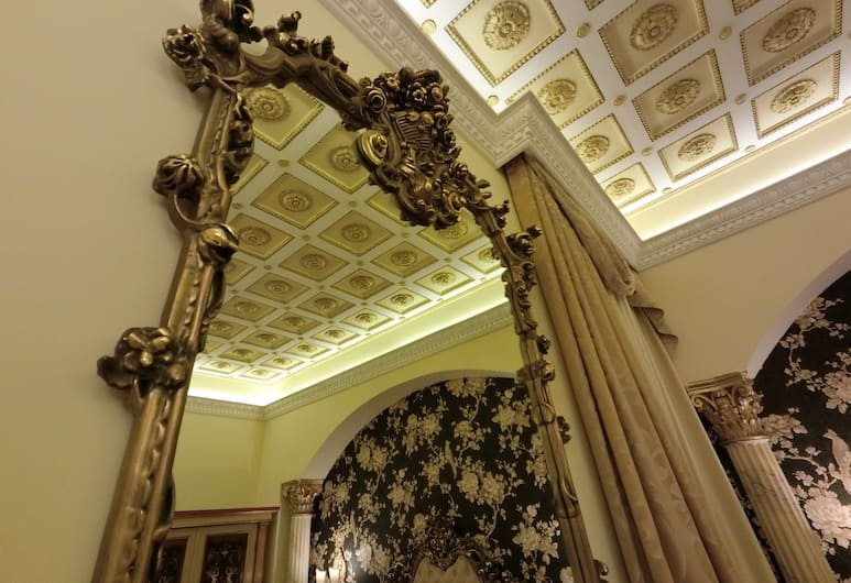 帝國梵蒂岡套房旅館, Rome, 行政套房, 客房