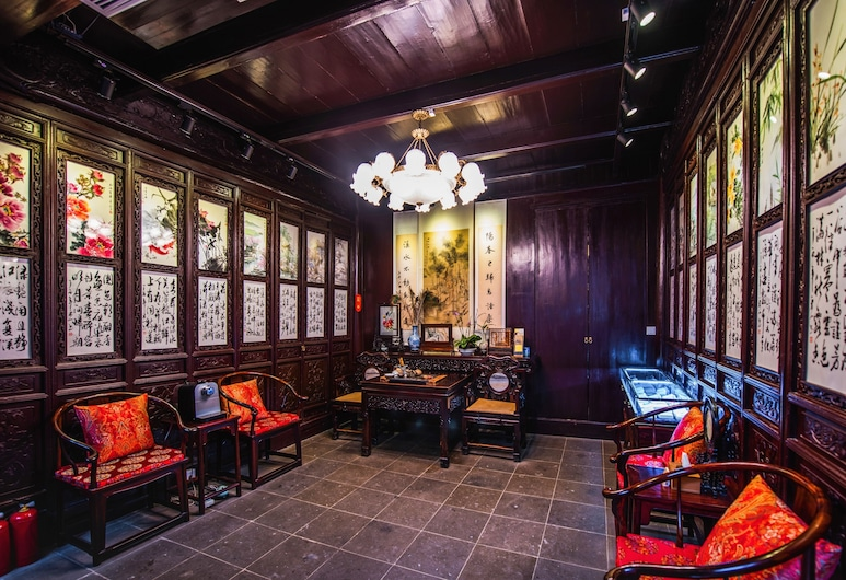 Tongli 1917 Best South Boutique Inn, Suzhou, Lobby Sitting Area