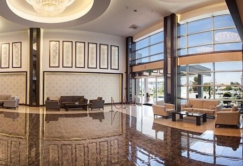 Cherry Garden City & Spa Hotel, Eregli, Lobby