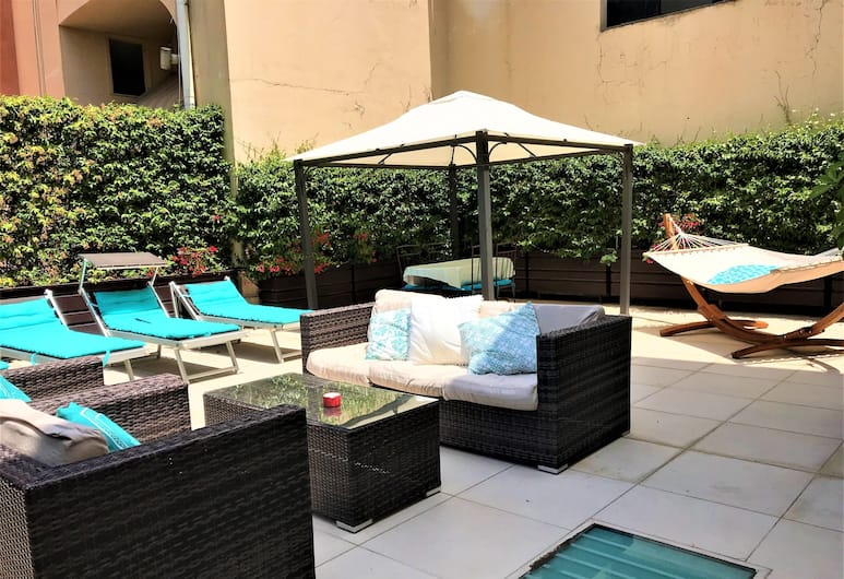 Sorrento Apartments ONE, Sorrento, Family Quadruple Room, Terrace, Terrace/Patio