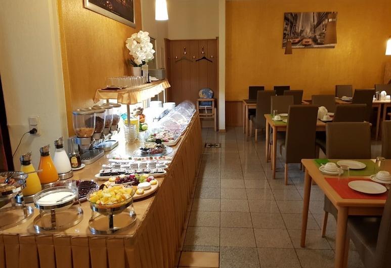 德雷克羅嫩飯店, 多特蒙德, 餐廳
