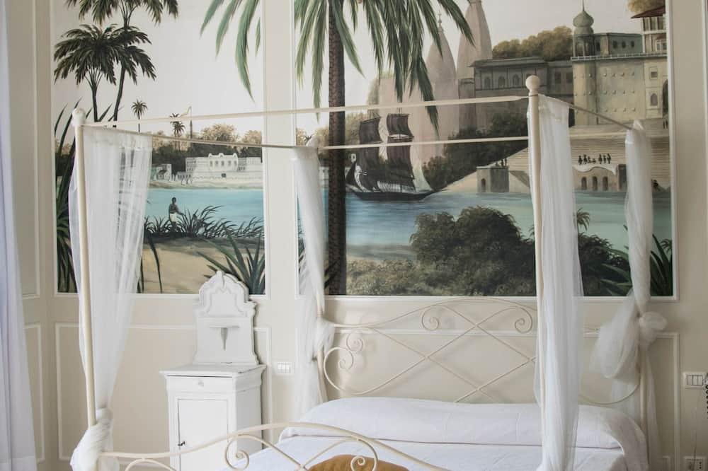 Romantische suite, 1 queensize bed - Kamer