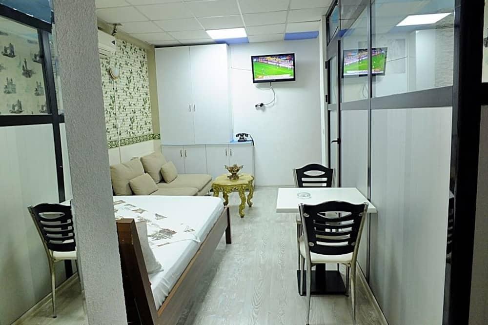 Family Room, Garden Area - Living Area
