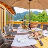 Superior apartman, 3 spavaće sobe, pogled na planinu - Terasa/trijem