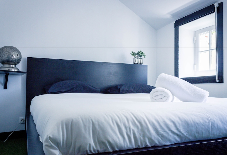 Suave Lisboa Hostel, Lisboa, Quarto Duplo Standard, Quarto