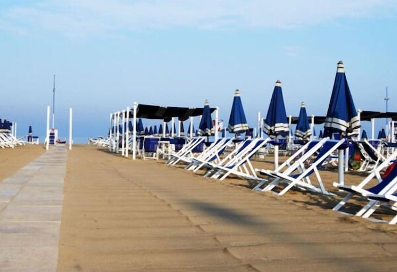 Hotel Andrea Doria, Viareggio, Playa