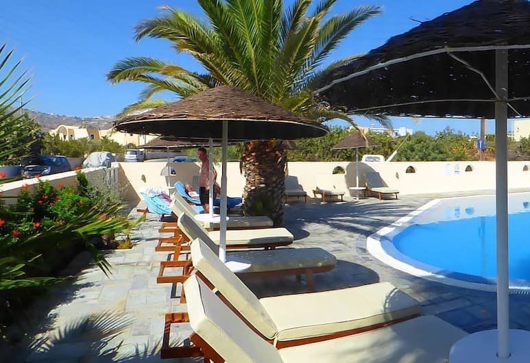 Avra Hotel, Santorini, Outdoor Pool