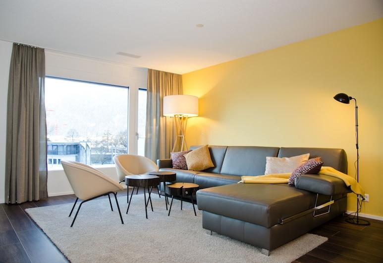アパートメント リューゲンパーク 10, インターラーケン, 部屋