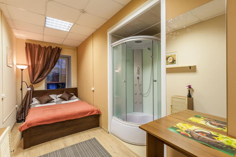 Tweepersoonskamer (Shower) - Kamer