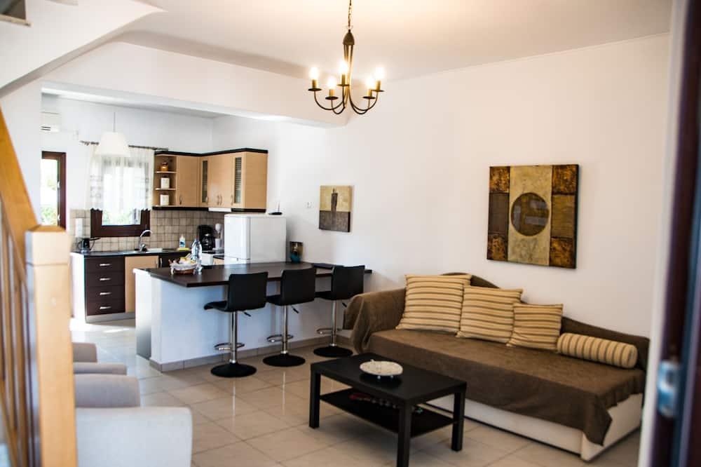 Duplex - Living Area