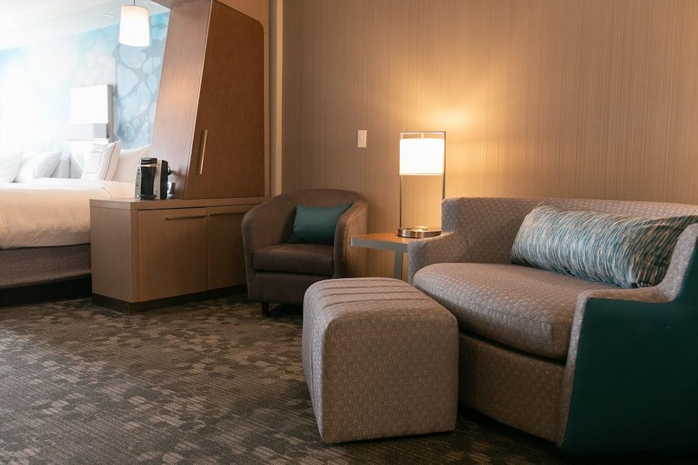 Studio, 2 łóżka queen, dla niepalących - Powierzchnia mieszkalna