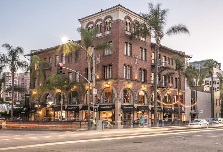 The Historic Broadlind Hotel at Long Beach Convention Center, Long Beach
