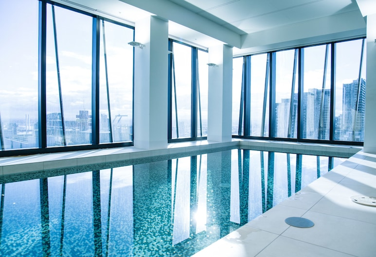 Sunshine Boutique Apartments Collins, Melbourne, Indoor Pool