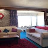 Apartmán, 3 ložnice - Obývací prostor