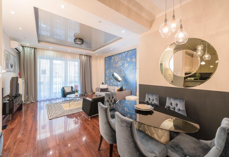 Oasis Apartments - Liberty Bridge, Budapeszt, Apartament typu City, Powierzchnia mieszkalna