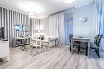 Naktsmītnes City Lights Apartments - Topolowa attēls vietā Krakova