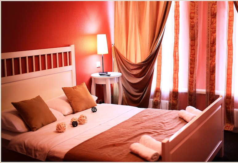 Kitay-Gorod Hotel, Moscow, Standard Double Room, Guest Room