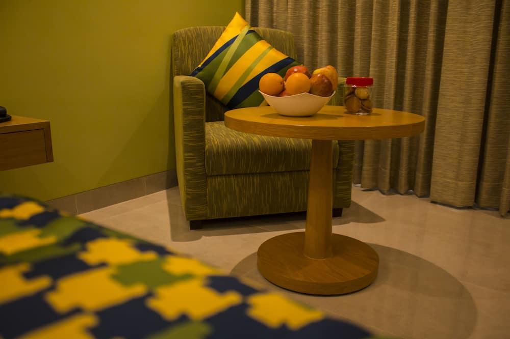 高級雙人房, 1 間臥室, 無障礙, 城市景觀 - 客房餐飲服務