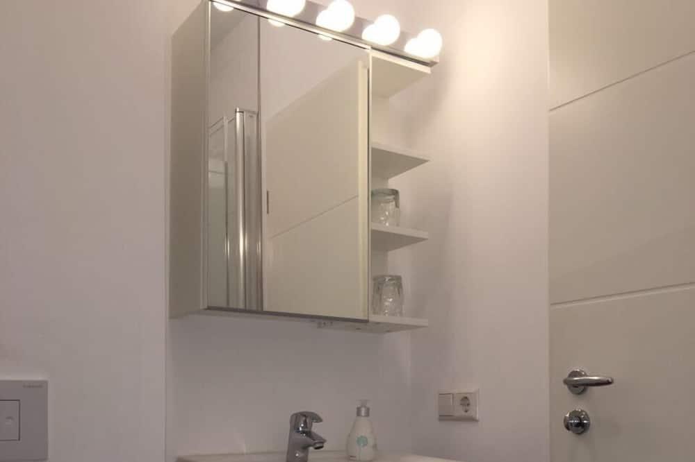 Comfort-huoneisto, 2 makuuhuonetta - Kylpyhuone