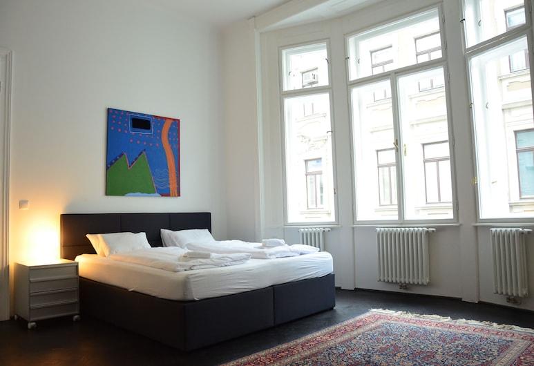 Soho Apartments - Grand Soho, Wien, Leilighet, 3 soverom, Rom