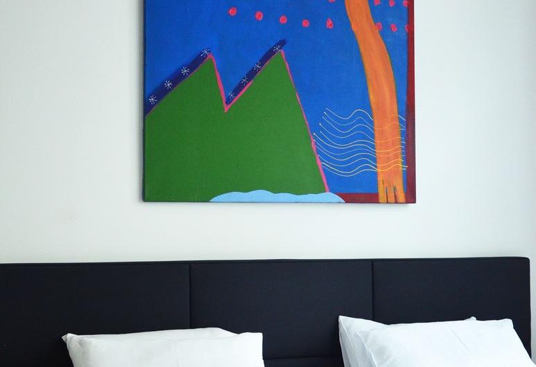 Soho Apartments - Grand Soho, Viena, Apartamentai, 3 miegamieji, Kambarys