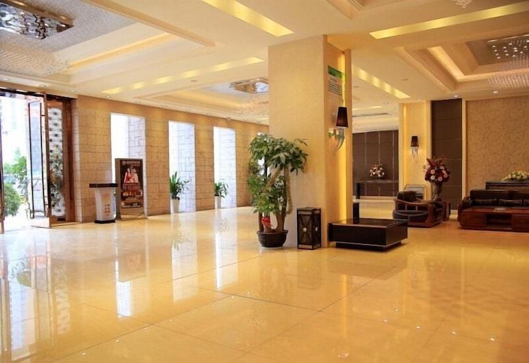 GreenTree Alliance Shenzhen Huanan Town Xidamen Hotel, Shenzhen, Lobby