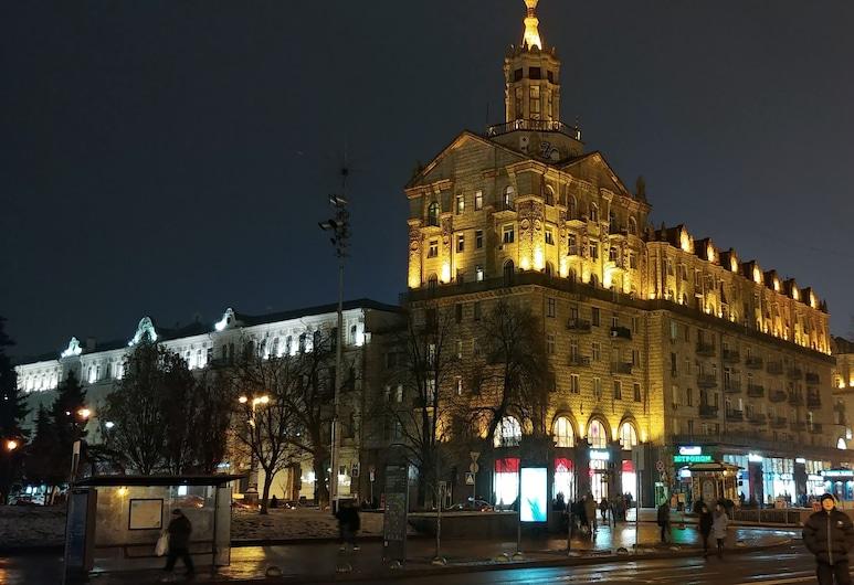 Kiev Apartments, Kyiv, Lux. Two bedrooms. 13 Khreshchatyk str, Centre of Kiev - 3002, Oda