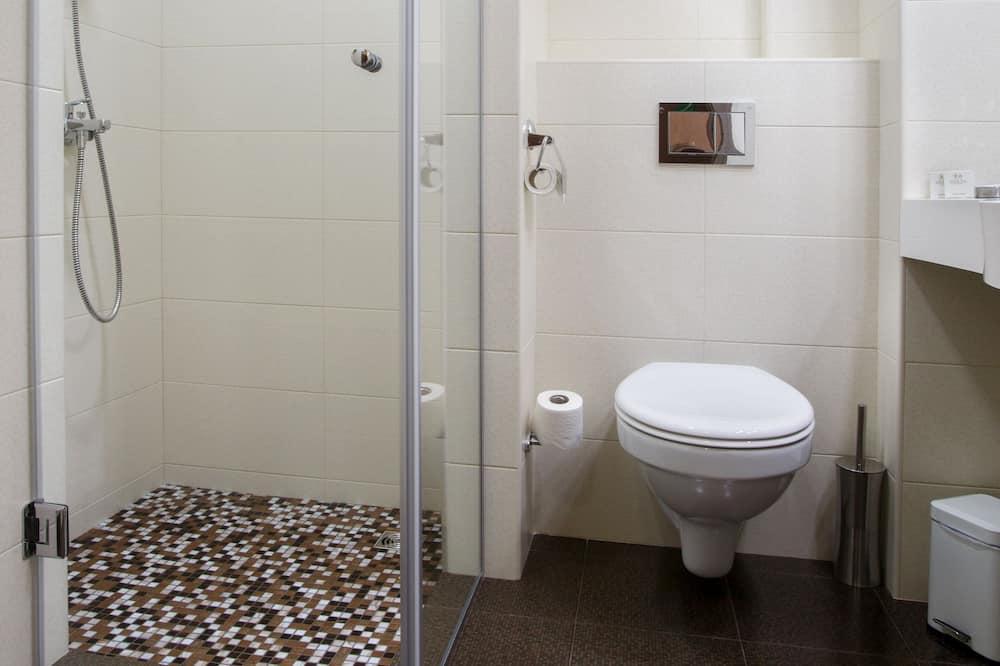 Pokoj Superior s dvojlůžkem nebo dvěma jednolůžky, dvojlůžko, nekuřácký - Sprcha