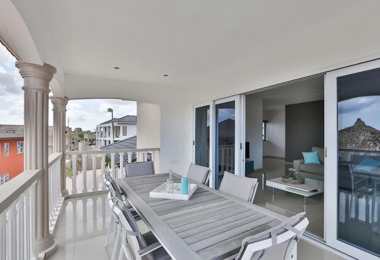 Luxury Villa With Pool in Jan Thiel, Jan Thiel, Villa, Balkong