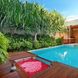 Smekmånadsvilla (Package) - Privat pool