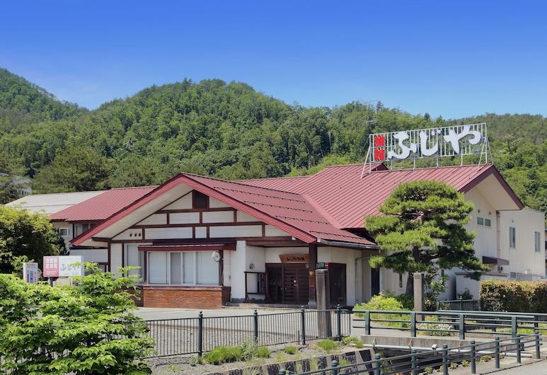 藤屋別館日式旅館, 上山