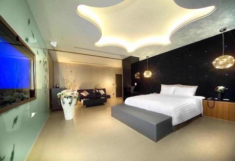 晏京精品旅館, 羅東鎮, 星辰雅致雙人房, 客房