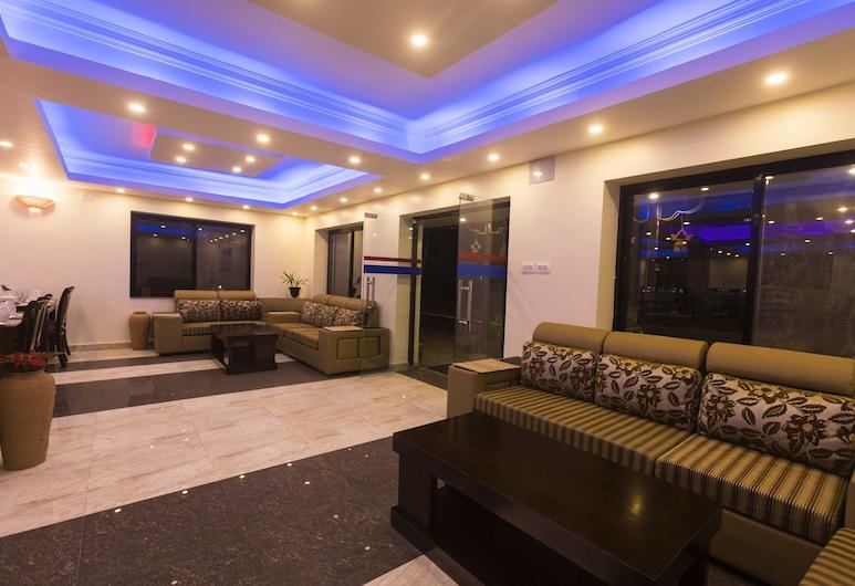 Nepal Cottage Resort Pvt. Ltd, Kathmandu, Lobby Sitting Area