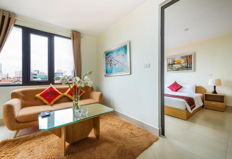 Granda Trung Hoa Apartment, Hanoi, Appartement, 1 slaapkamer, Woonkamer