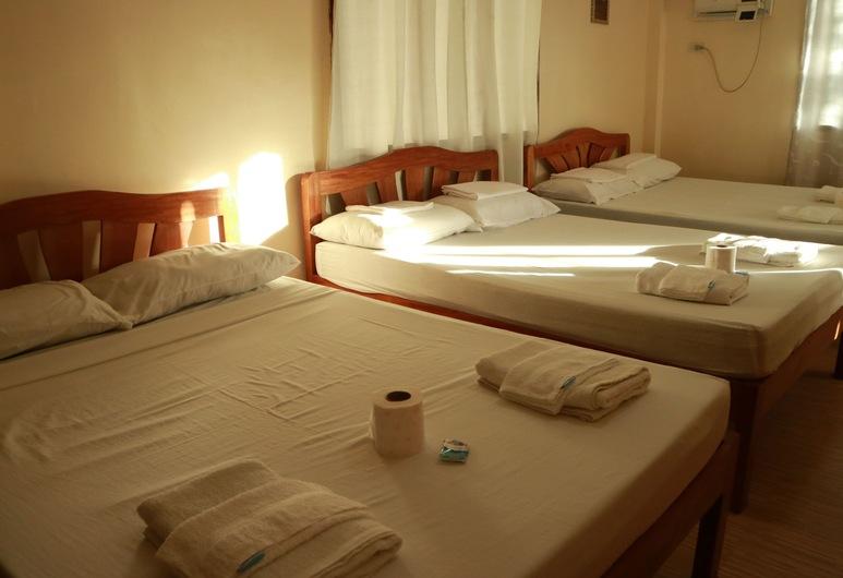 布倫馬里爾觀光旅館, El Nido, 家庭標準客房, 客房