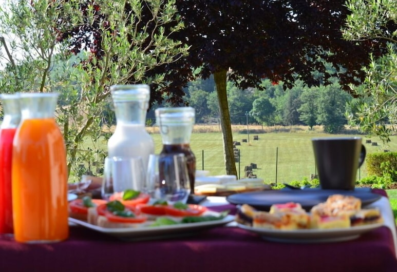 Agriturismo Il Fontanile, Manciano, Outdoor Dining