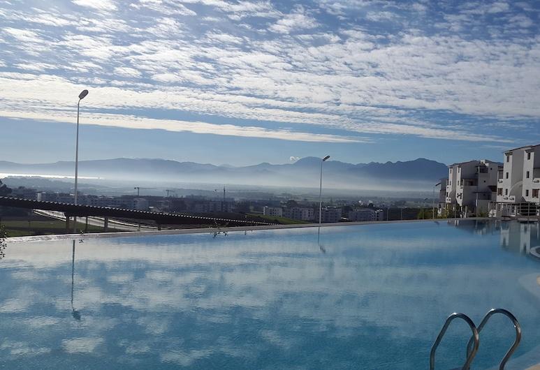 Appartement à Residence Cabo Dream, M'diq, Piscina al aire libre