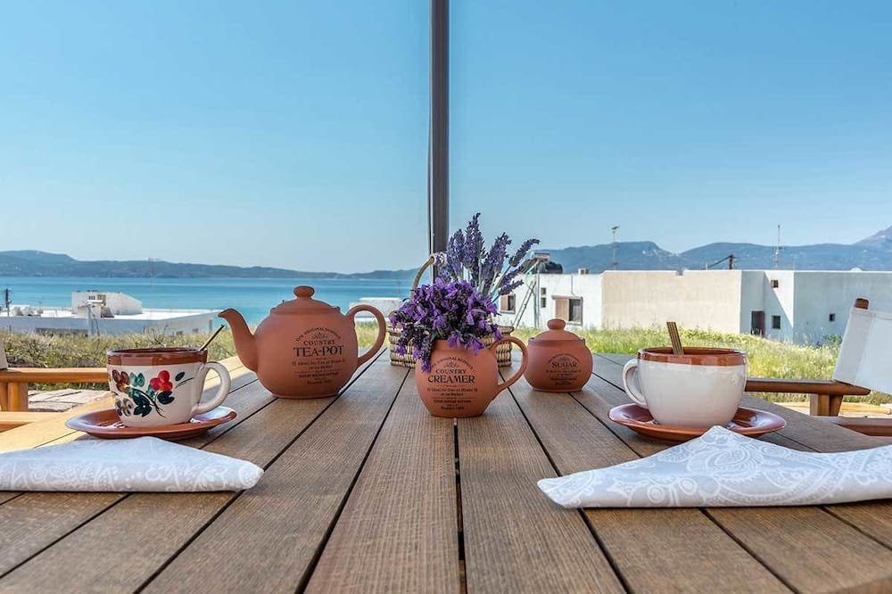 House, 1 Bedroom, Sea View - Terrace/Patio