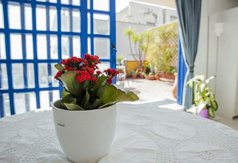 Miracoletti38, Naples, Apartmán, terasa, výhľad na mesto, Hosťovská izba