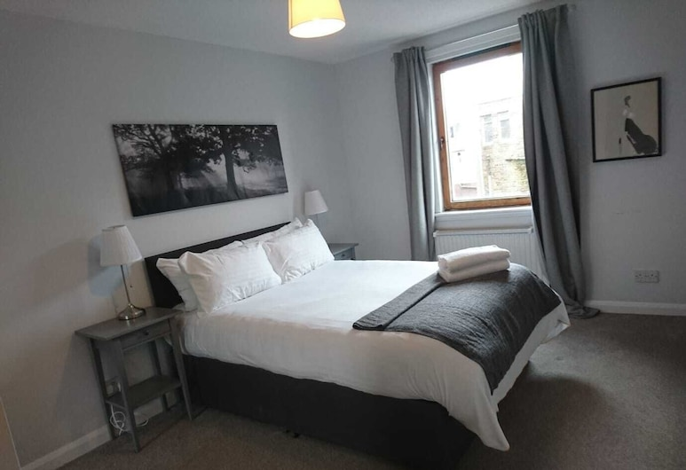 Prestwick Central Apartment, Prestwick, Apartment, 1 King Bed with Sofa bed, Room