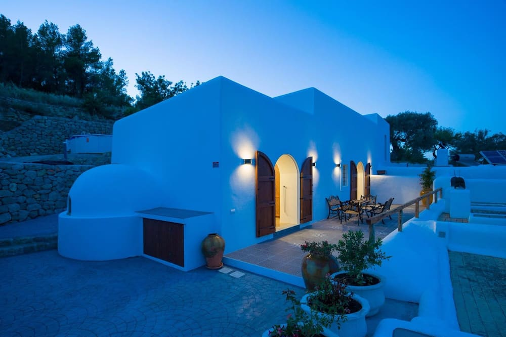 Villa, 4 slaapkamers, privézwembad (3 bathrooms) - Terras