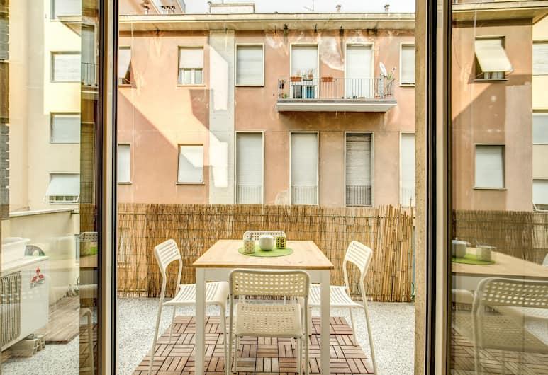 AwesHome - 5 Terre Colors, La Spezia, Huoneisto, 1 makuuhuone, Terassi/patio