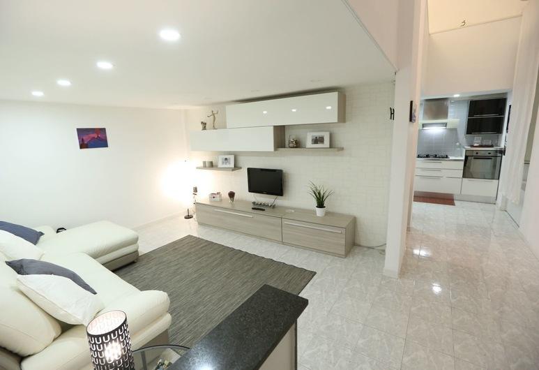 Home Station, Napoli, Appartamento, 2 camere da letto, Soggiorno