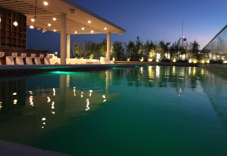 Fiesta Inn & Loft Ciudad del Carmen, Ciudad del Carmen, Venkovní bazén