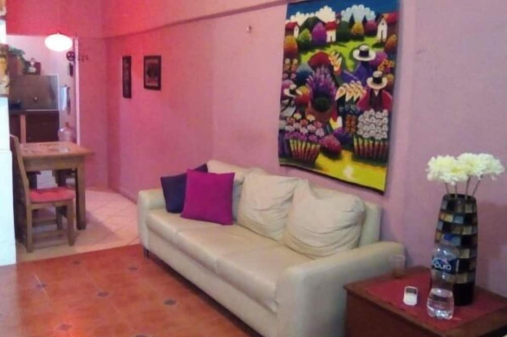 Casa Economy, 3 camere da letto - Area soggiorno