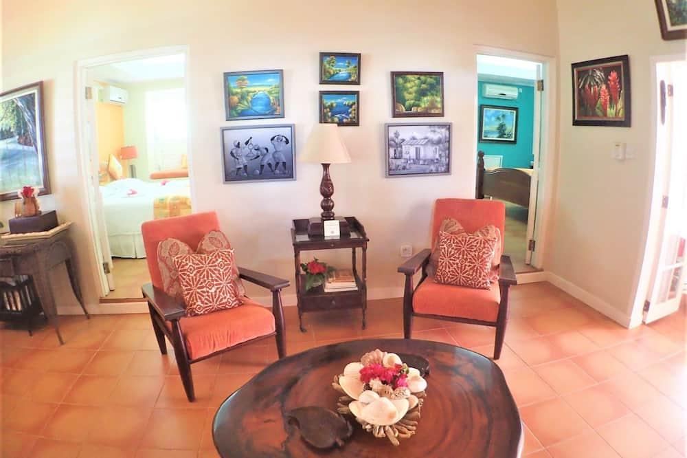 Habitación, 2 habitaciones - Sala de estar