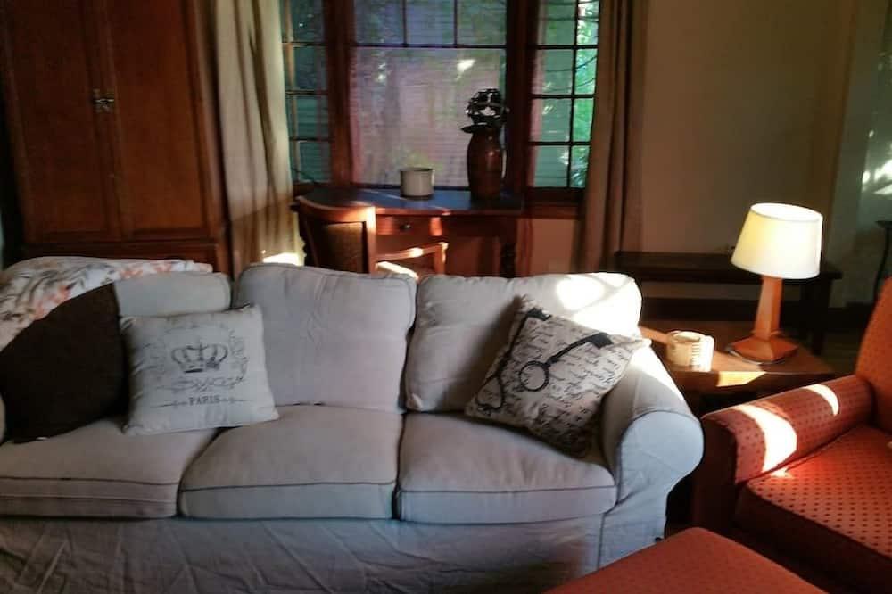 聯排別墅, 多張床 - 客廳