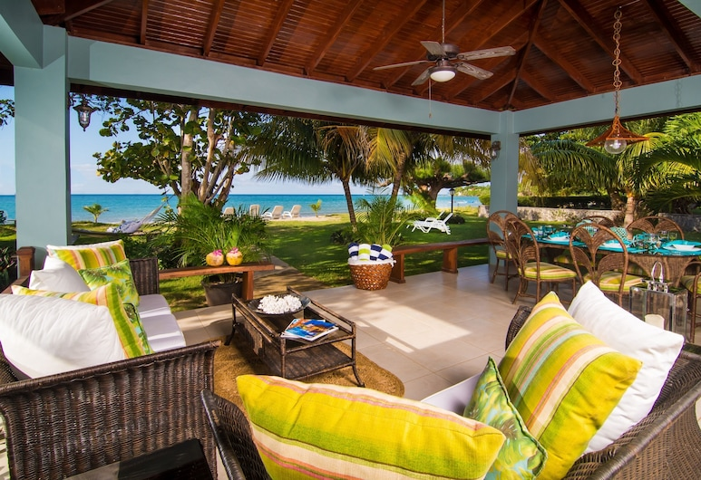 Beachnut, Rio Bueno, Jamaica Villas 3BR, Rio Bueno, Vila, 3 kamar tidur, Teras/Patio